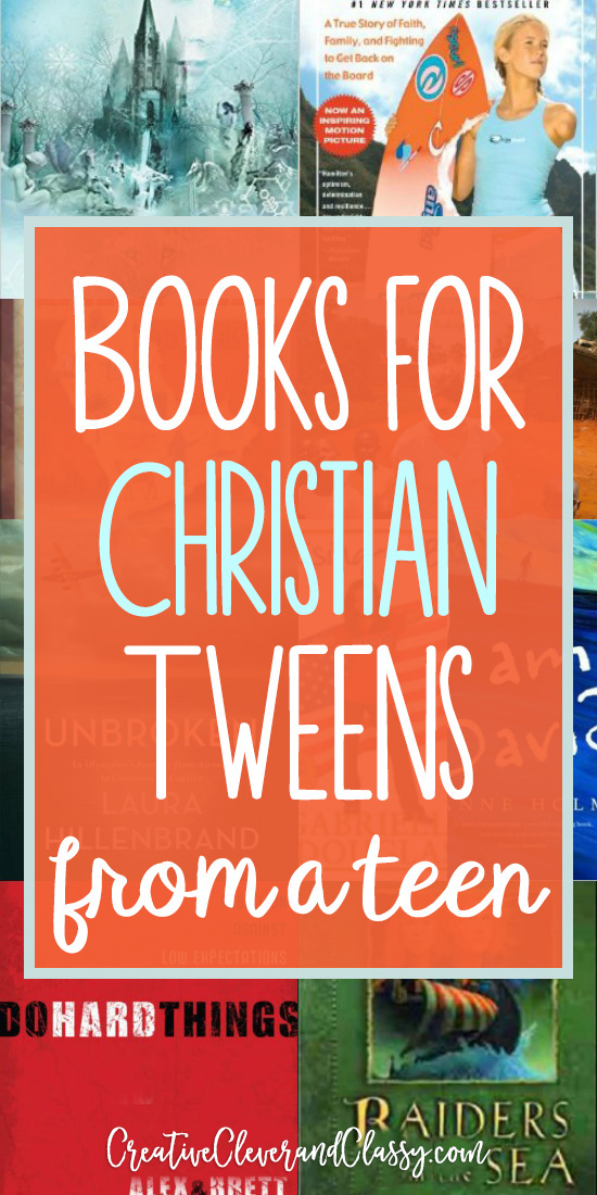 Know, Christian teen fiction very valuable