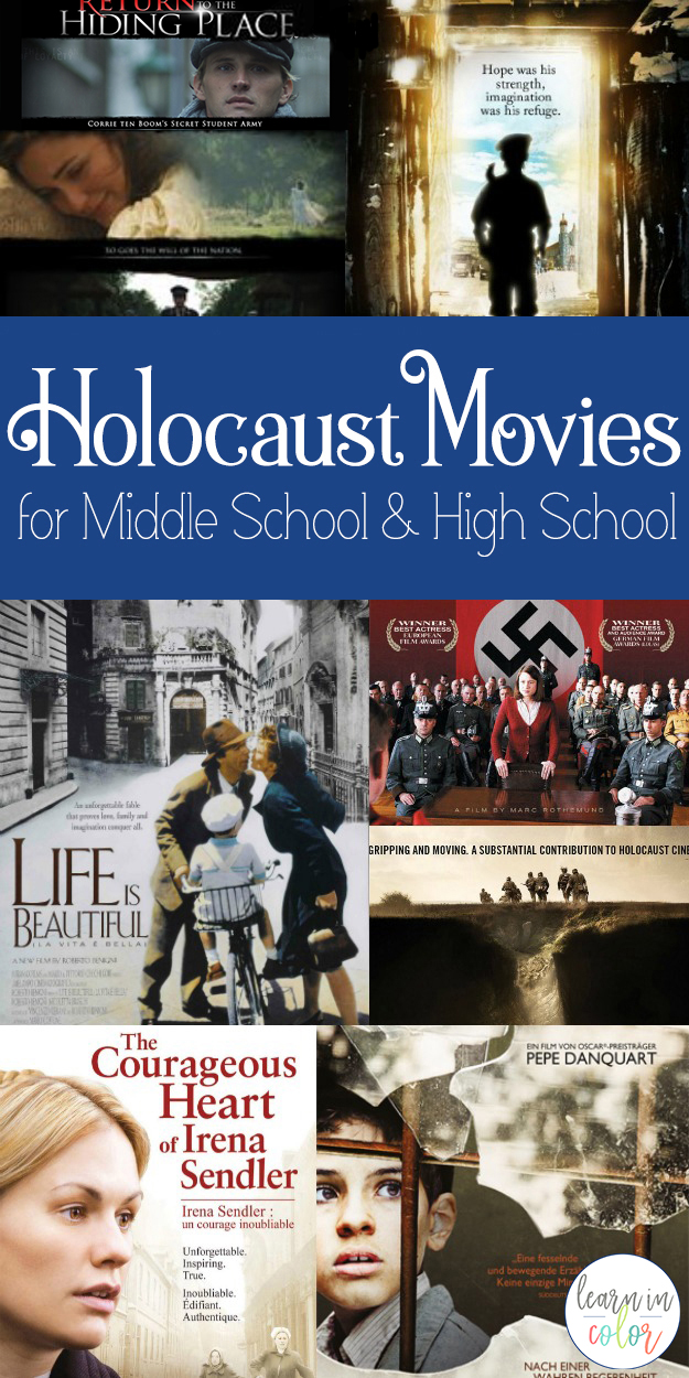 the holocaust in films The holocaust in american film, second edition, by judith e doneson, syracuse university press.